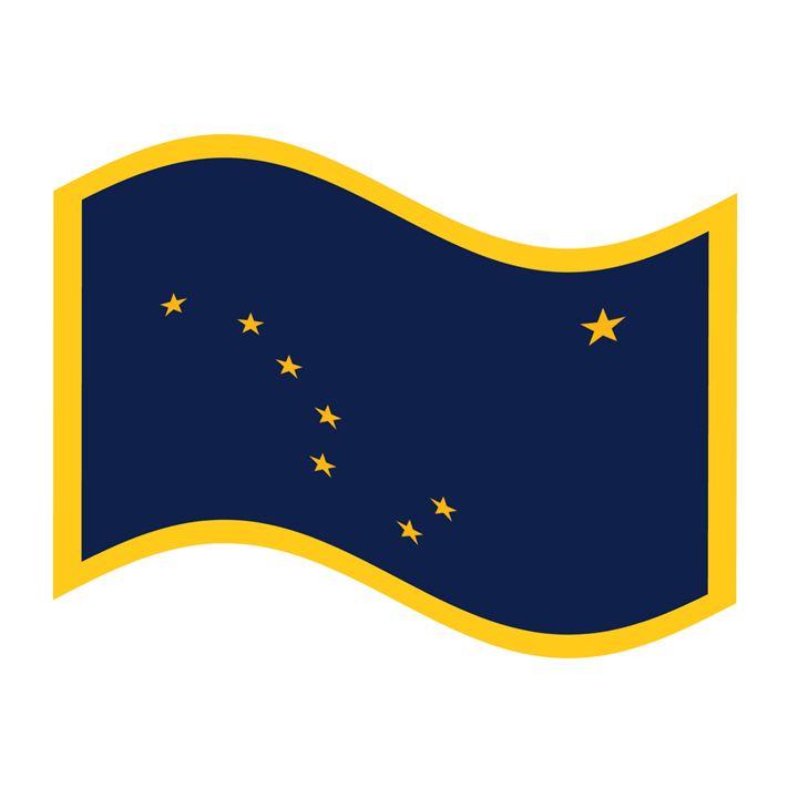 Alaska Flag - My Evil Twin