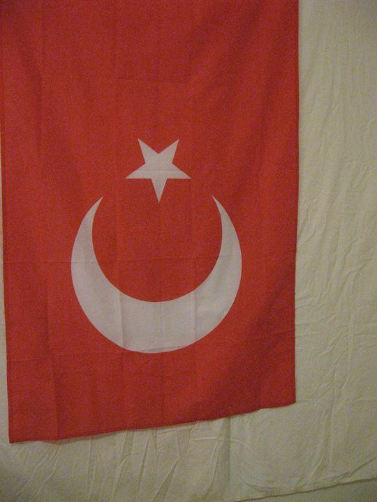 Turkish Flag - My Evil Twin