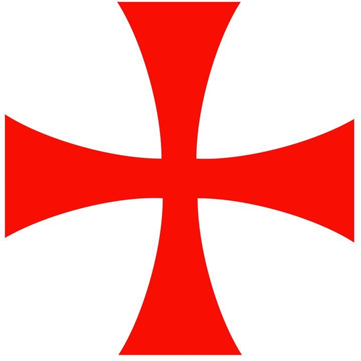 Knights Templar Cross - My Evil Twin