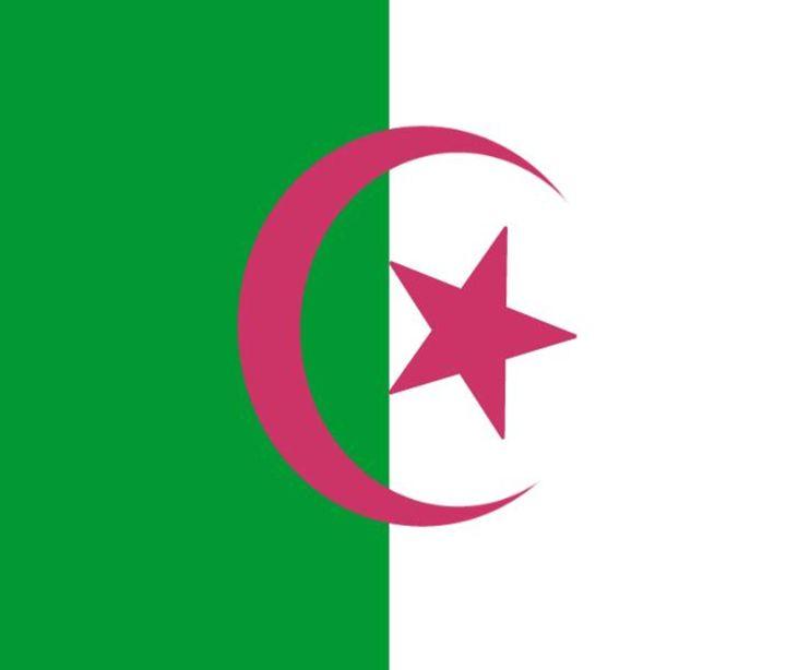 Algeria Flag - My Evil Twin
