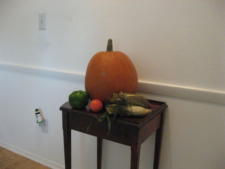 A Fall Still Life - My Evil Twin