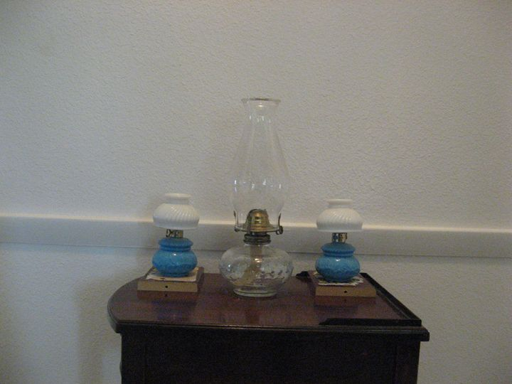 Oil Lamps - My Evil Twin