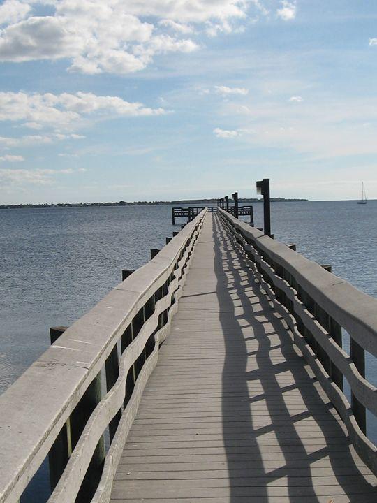 Fishing Pier - My Evil Twin
