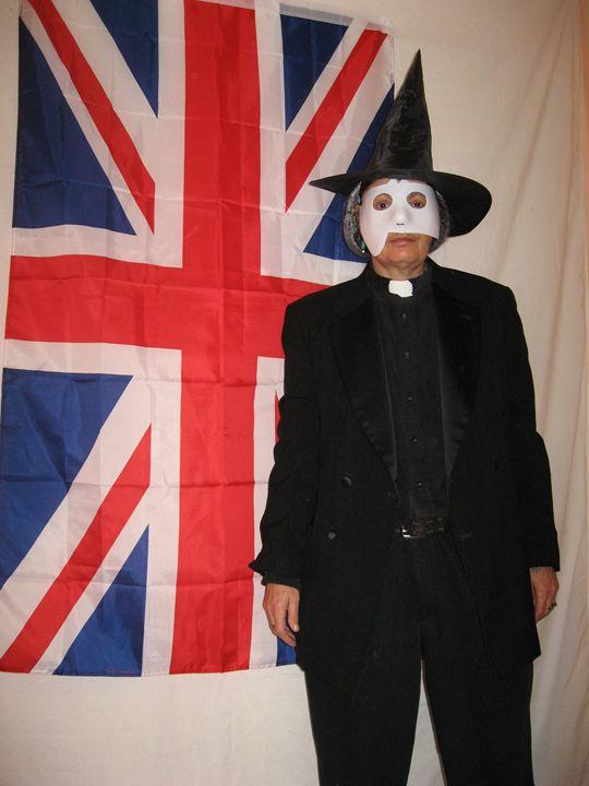 British Witch - My Evil Twin