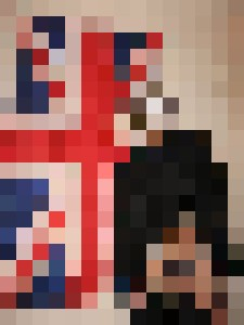 Ordained Union Jack - My Evil Twin