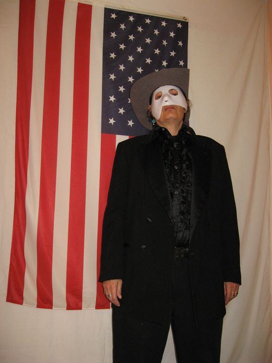 Ruffled American. - My Evil Twin