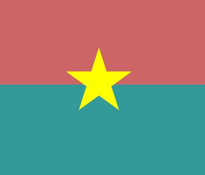 Burkina Faso Flag - My Evil Twin