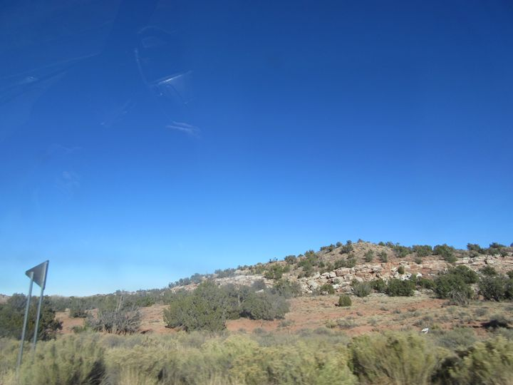 Arizona Landscape - My Evil Twin