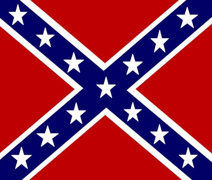 Confederate Flag - My Evil Twin