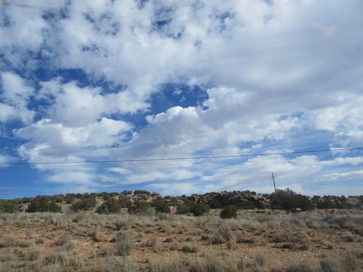Northern Arizona Desert - My Evil Twin