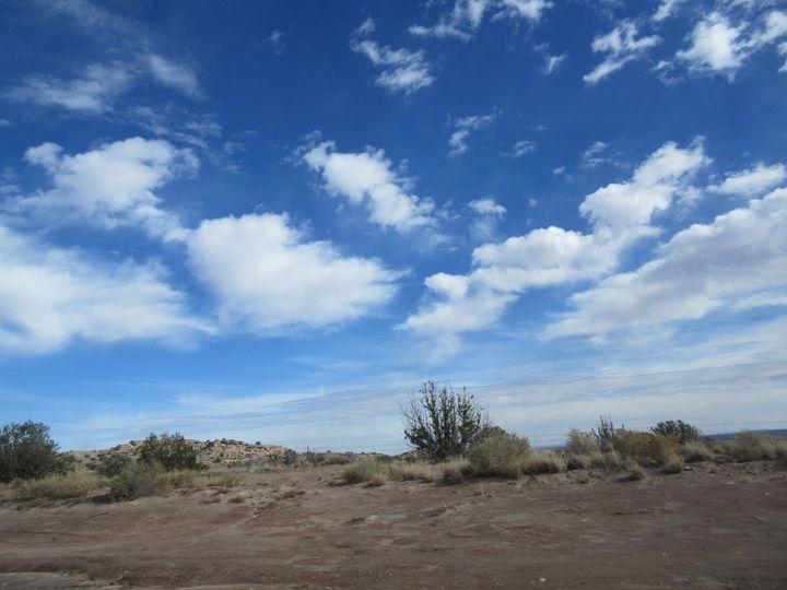 Desert Scene - My Evil Twin