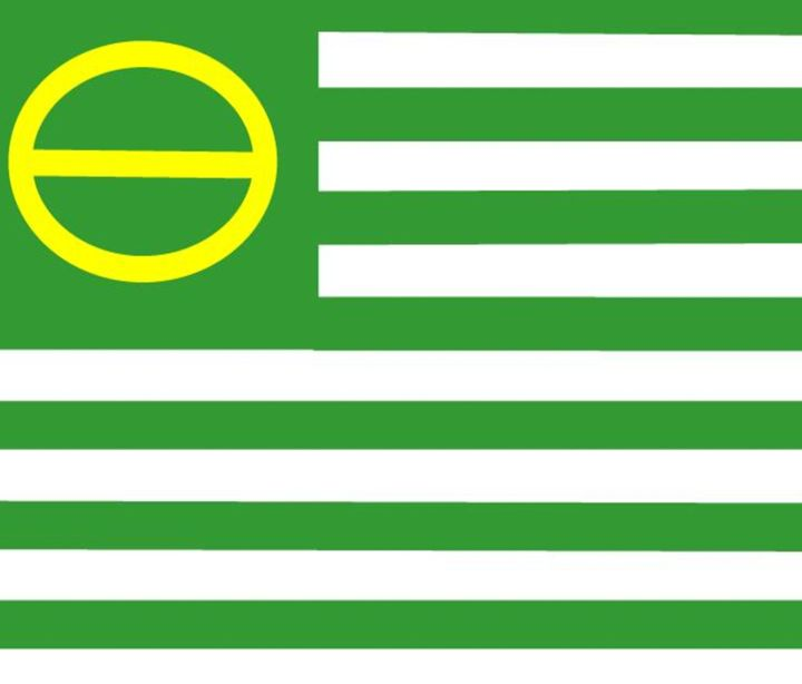 Ecology Flag - My Evil Twin