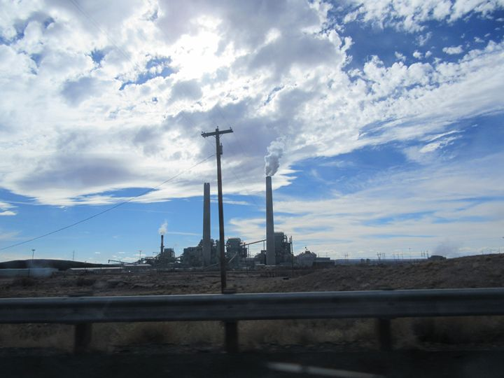 Cholla Power Plant - My Evil Twin