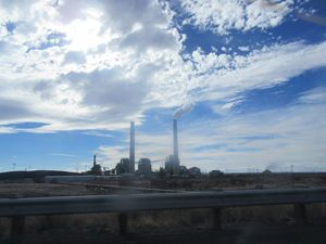 Cholla Power Plant - My Evil Twin