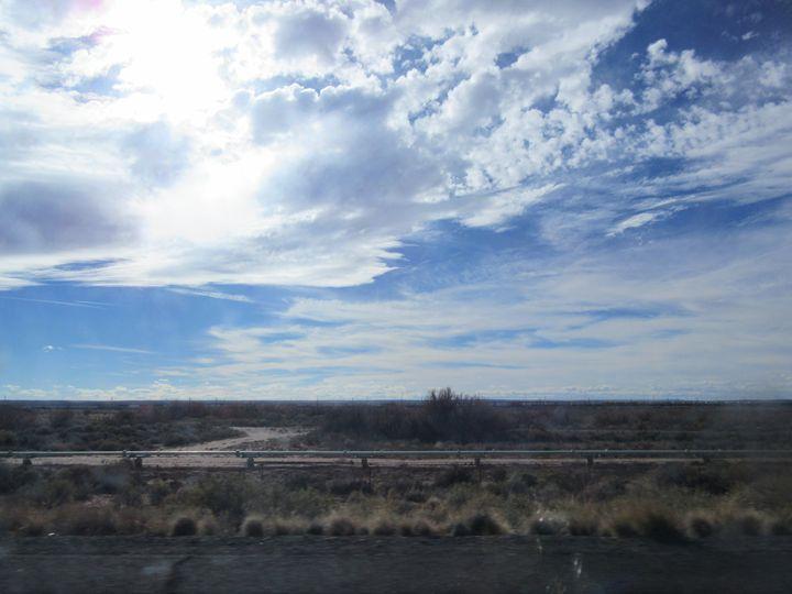 Desert Landscape - My Evil Twin