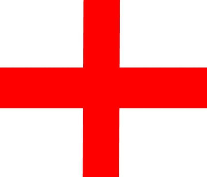 England Flag - My Evil Twin