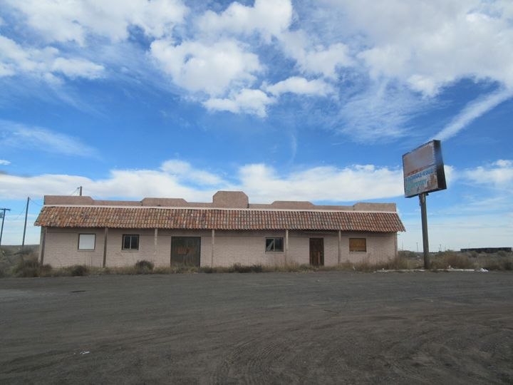 Old Indian Trading Post - My Evil Twin