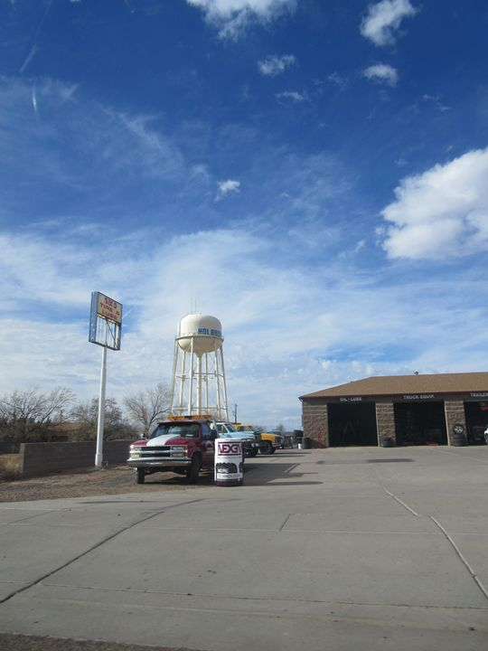 Holbrook Water Tower - My Evil Twin