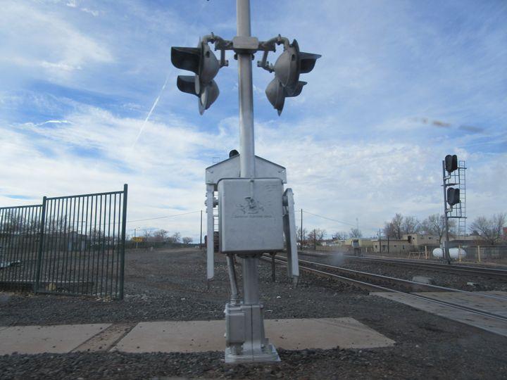 Holbrook Railroad Signal - My Evil Twin