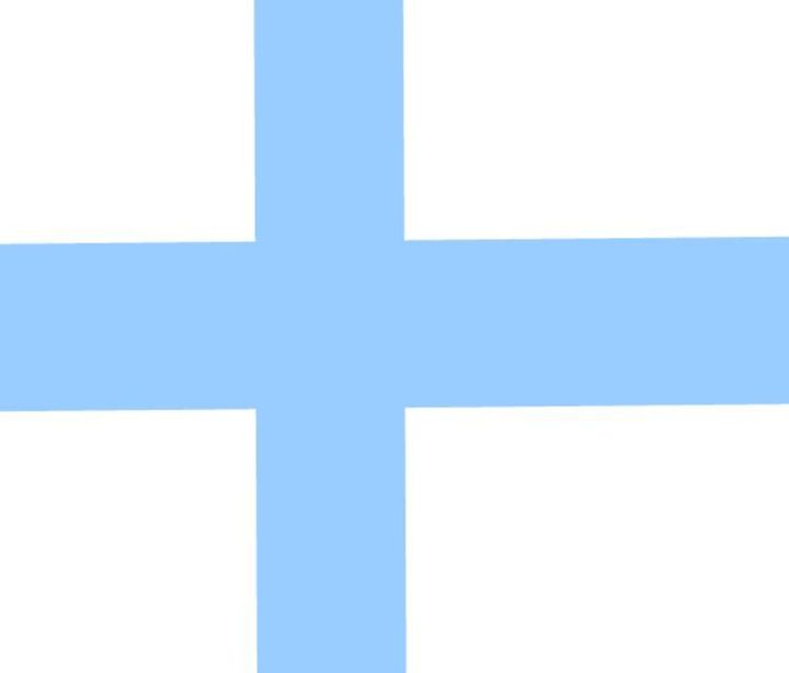 Finland Flag - My Evil Twin