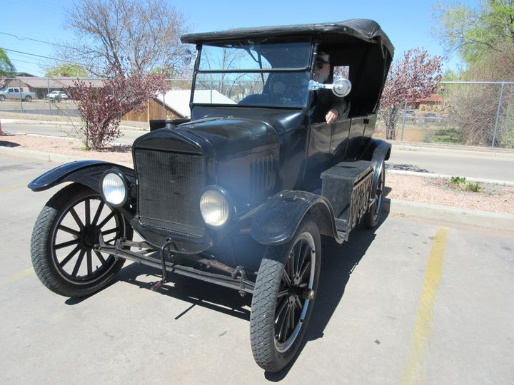 "1923 Ford Model ""T"" - My Evil Twin"