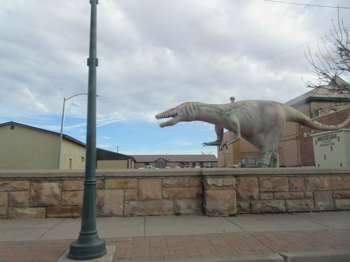 Dinosaurs In Holbrook - My Evil Twin