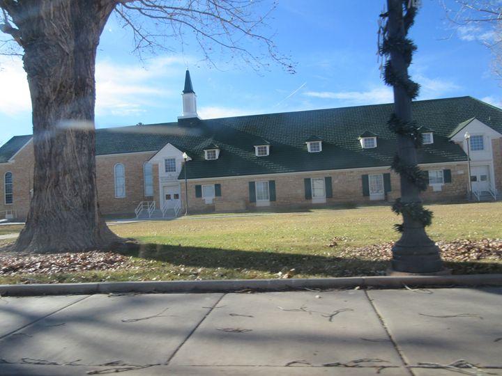 Arizona Mormon Church - My Evil Twin