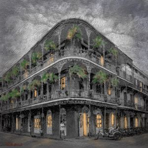 The LaBranche House, New Orleans