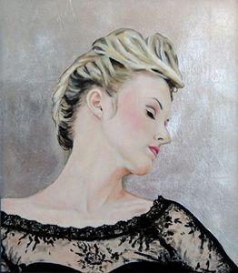 Barbarellan Blue - Camille Barnes Studio