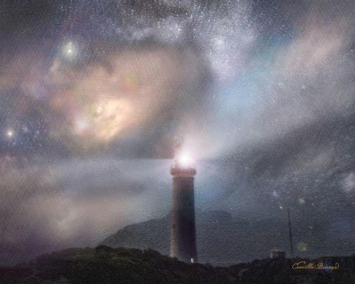 Lighting the Way - Camille Barnes Studio