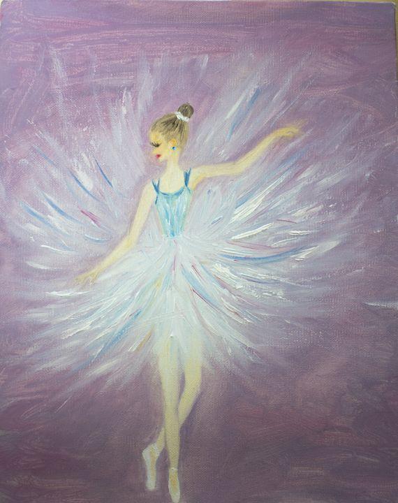 Ballet Dancer - Inga Ingaa
