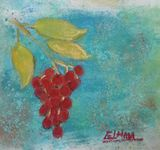 cranberry painting