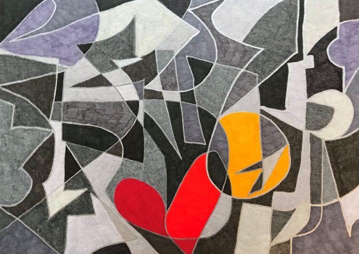 Heart of the City - Jon Austin