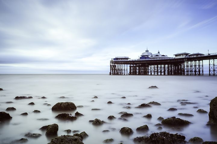Llandudno Pier - DAVID HUNTER PHOTOGRAPHY