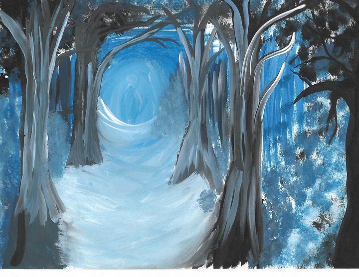 frost - Yeeba Art