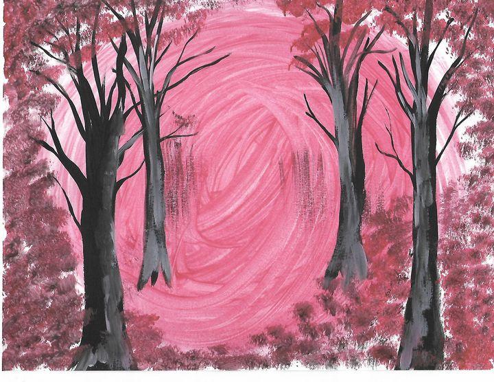 red - Yeeba Art