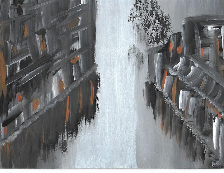 melting bloks - Yeeba Art