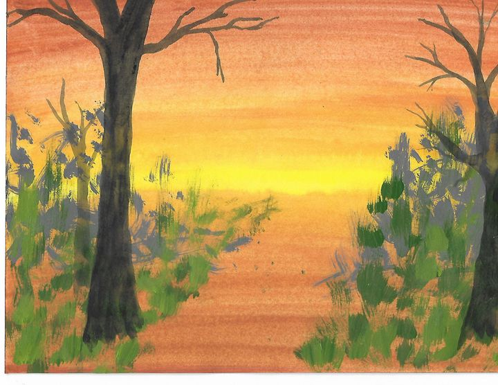 dry branches - Yeeba Art