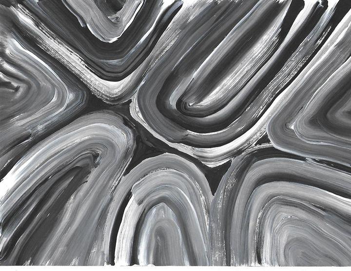 clean-cut  caos - Yeeba Art