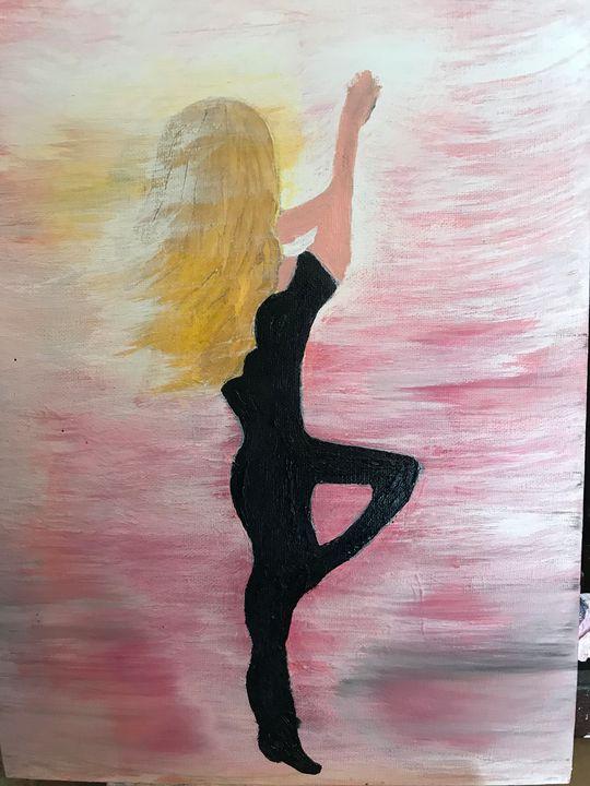 Let's Dance - Sallylu of Noah's Art