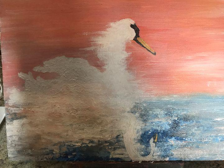 Imagine - Sallylu of Noah's Art