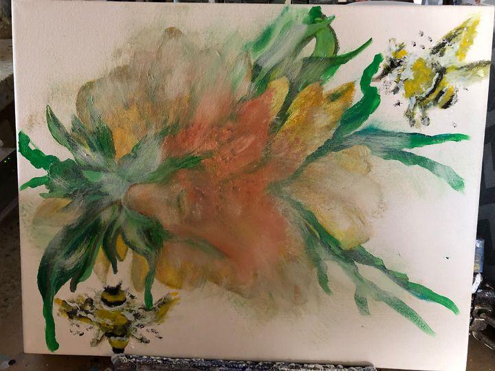 Seasons in the Sun - Sallylu of Noah's Art