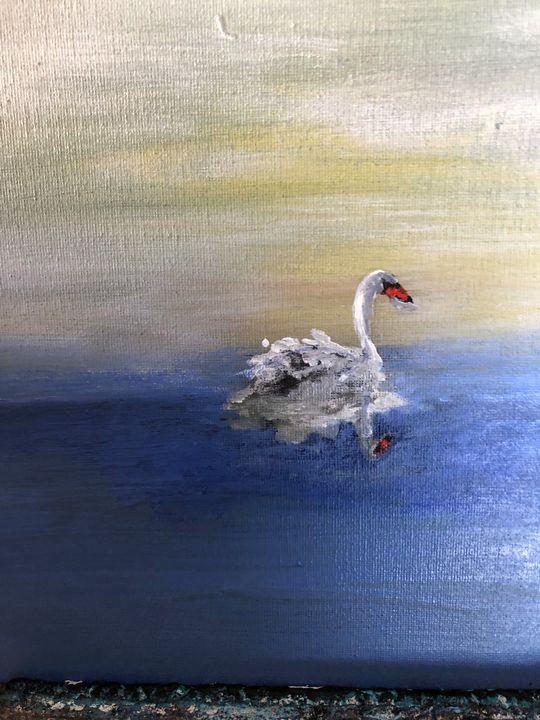 The Sound of Silence - Sallylu of Noah's Art