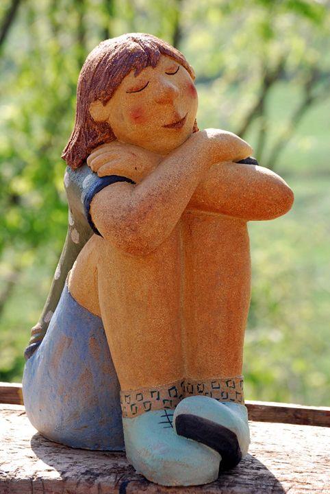 noia genolls somni - German de Juana