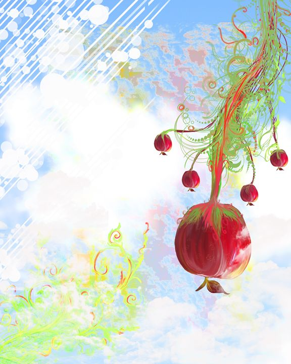 divine Apple - BCheery