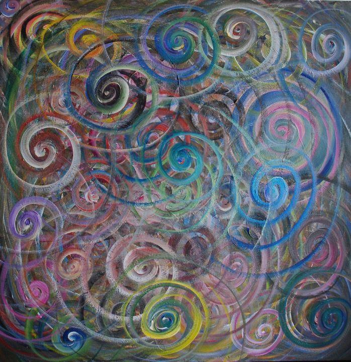 Swirl of the World - Nicole Jenny