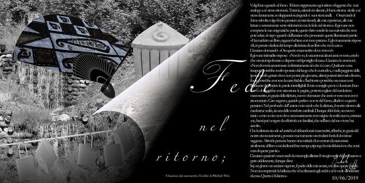 Hymn to return - Michele Vitti