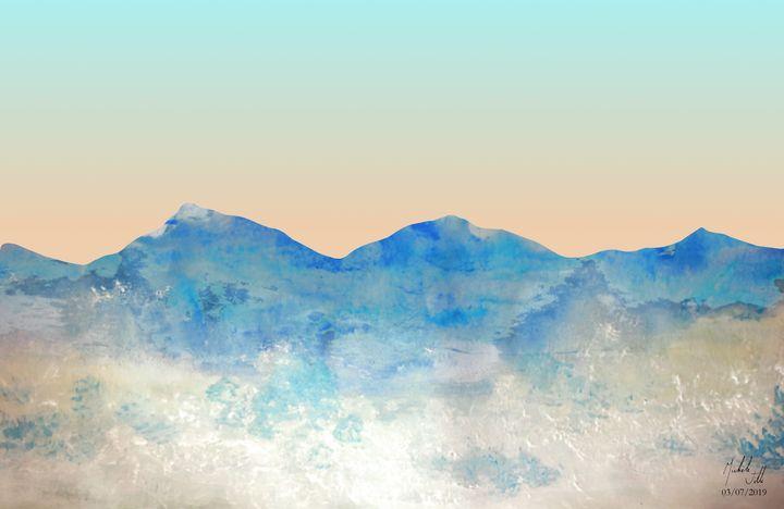 Hymn to nature. - Michele Vitti