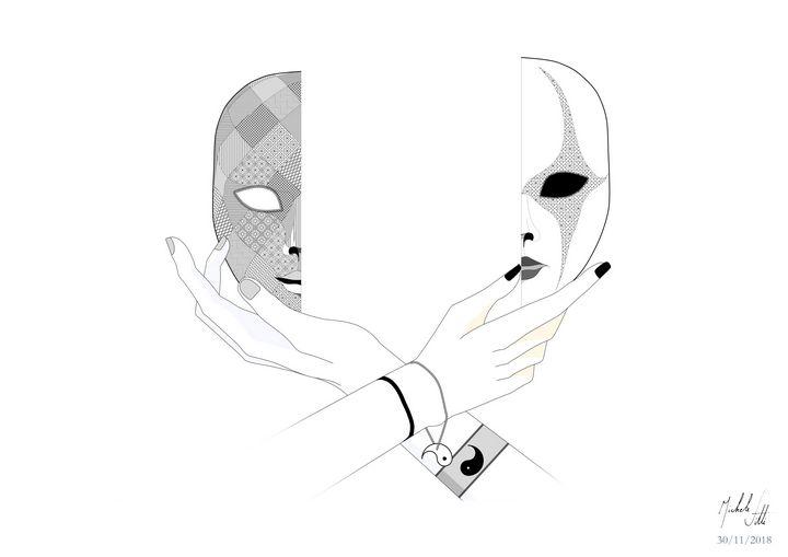 Gift. Yin - yang - Michele Vitti