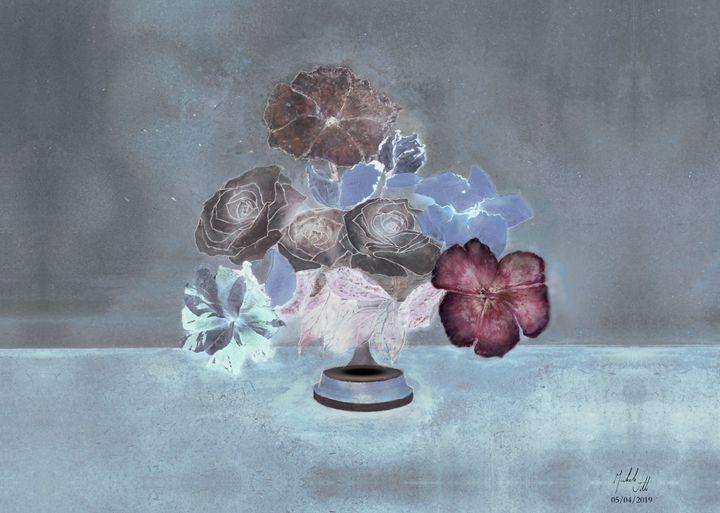 Ice cold flowers - Michele Vitti